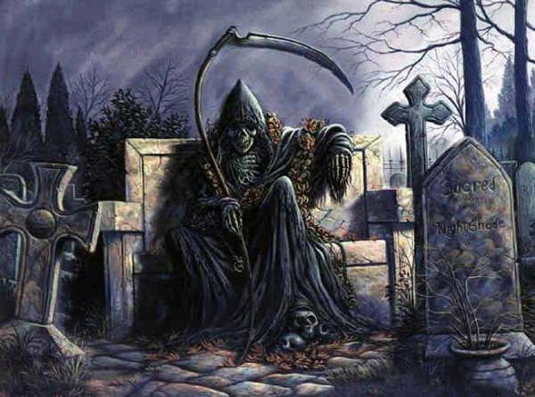 Oración para pedirle a la Santa Muerte que frene a alguien que nos molesta