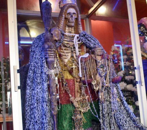 Elementos Santa Muerte