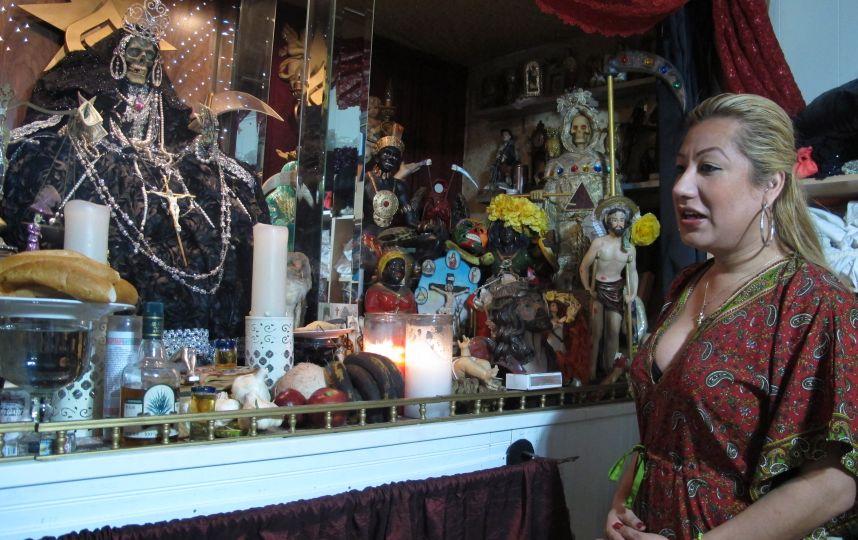 Formas de Culto a la Santa Muerte3