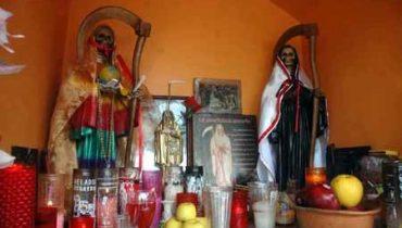 Ritual para consagrar a la Santa Muerte