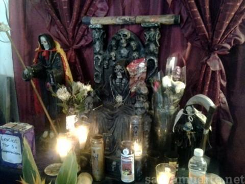 Santa Muerte oraciones