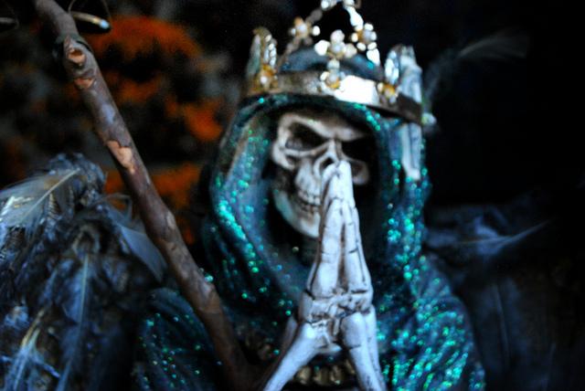 oraciones para todos los dias santa muerte