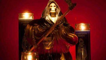 peticiones a la Santa Muerte