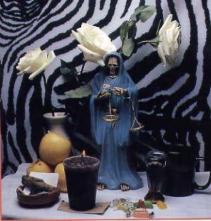rituales altares santa santisima muerte (4)