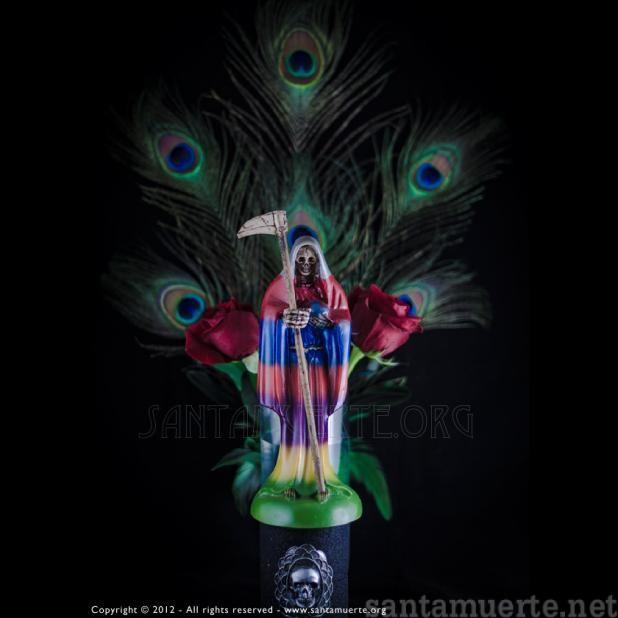 Fuente: santamuerte.org