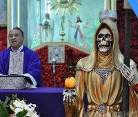 La Santa Muerte Mexicana