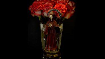 santa muerte amor