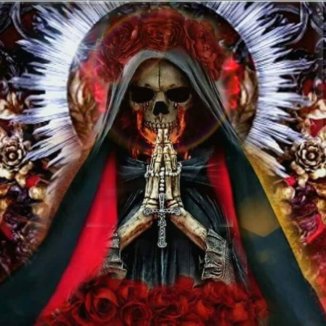 Oración del corderito manso Santa Muerte (3)