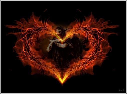 santa muerte roja amor (4)