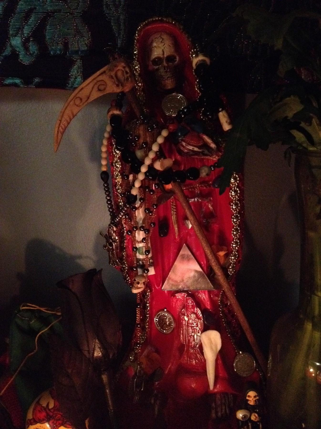 santa muerte roja amor (6)