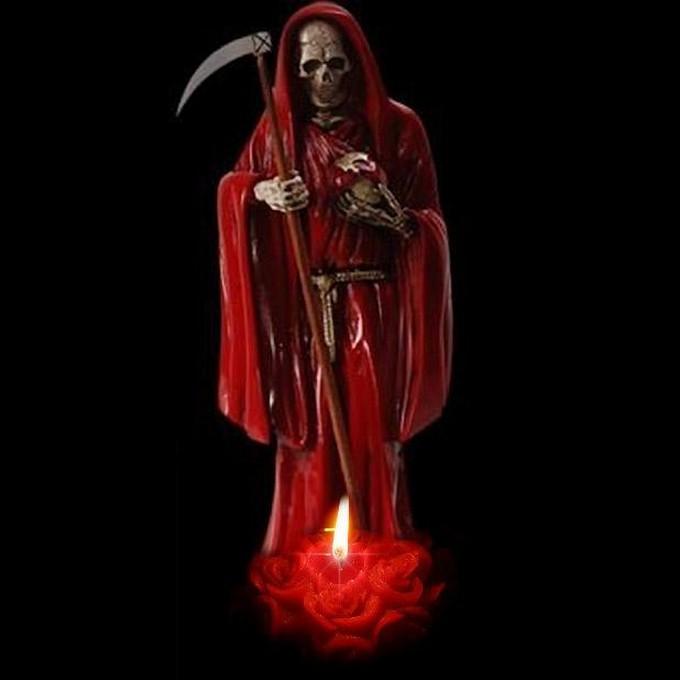 santa muerte roja amor (7)