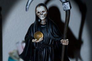 santa muerte asuntos imposibles