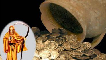 Ritual a la Santa Muerte para Limpiar su Casa o Negocio