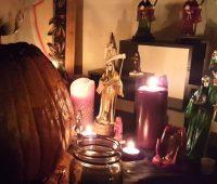 Ritual a la Santa Muerte para limpiar el Hogar
