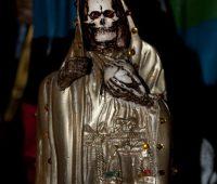 Plegaria a los trece espíritus de la Santa Muerte