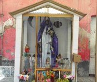 5 altares a la Santa Muerte en México