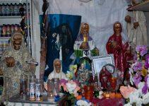 ritual santa muerte